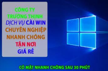 Công Ty Dịch Vụ Cài Win Laptop Asus Tận Nơi Tại Tân Phú Giá Rẻ