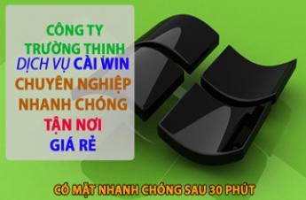 Công Ty Dịch Vụ Cài Win Laptop Asus Tại Quận Tân Bình Giá Rẻ ✅
