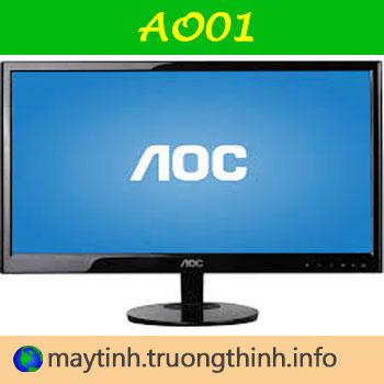 Thay Màn Hình Máy Tính AOC 15 Inch Giá Rẻ Tận Nơi Ở HCM