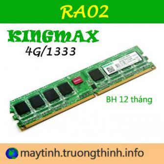 Nâng Cấp Ram 4G KingMax Uy Tín Giá Tốt Tại TPHCM