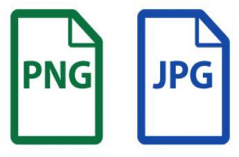 Nên lưu hình ảnh định dạng JPG hay PNG bằng Photoshop